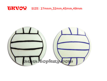 topkay:TKVOY-Volleyball Bouncy Ball