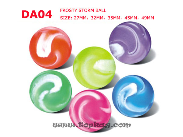 topkay:DA04-Frosty Storm Ball